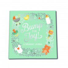 Studio Oh! Pregnancy Journal - Bump For Joy!