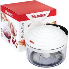 Metaltex Rotomac Herb & Vegetable Manual Chopper
