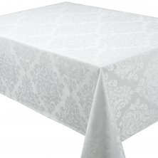 Palazzo Cotton Rich Snow Tablecloths