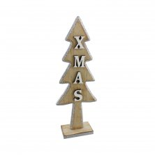 Xmas Cut Out MDF Christmas Tree