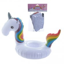 Inflatable Unicorn Drink Holder