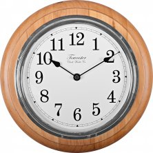 Acctim Haswell Wood Radio Controlled Wall Clock