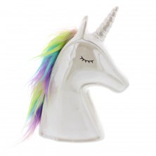 Unicorn Magic - Resin Unicorn Head Money Box