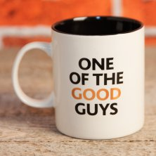 Hero Stoneware Mug - One Of The Good Guys
