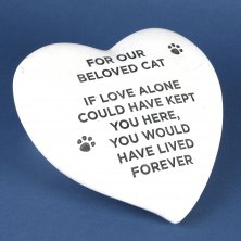 RSPCA Pet Graveside Memorial - Cat