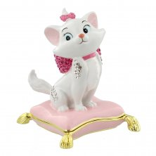 Disney The Aristocats Marie Treasured Trinkets Box