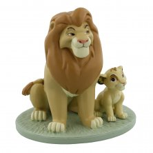 Disney Magical Moments - Mufassa & Simba - My Daddy Is King