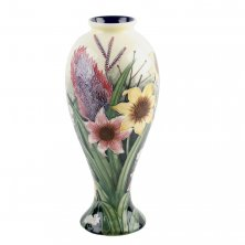 Old Tupton Ware Summer Bouquet Pattern Vase