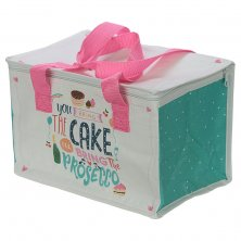 Prosecco Insulated Picnic Bag