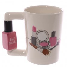 Ceramic Mug - Nail Varnish
