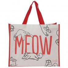 Simon's Cat Meow Shopping Bag