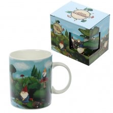 Gnome Sweet Gnome Bone China Mug