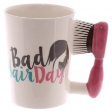 Ceramic Mug - Bad Hair Day