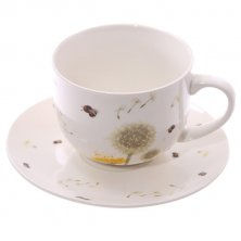 Jan Pashley Bee Time Cup & Saucer