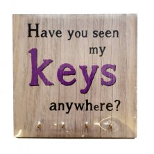 Have You Seen My Keys? Key Holder