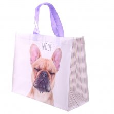 French Bulldog Shopping Bag