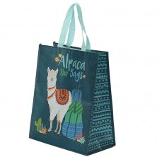 Alpaca The Bag Shopping Bag