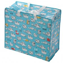 Simon's Cat Laundry Storage Bag