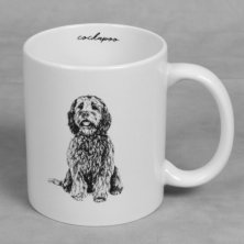 Best of Breed Stoneware Mug - Cockerpoo