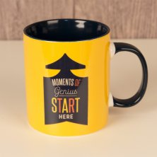Harvey Makin Mug - Moments of Genius