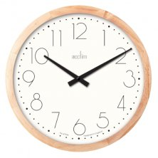 Acctim Leeste Wooden Wall Clock