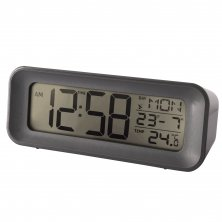 Acctim Cayman Radio Controlled Alarm Clock
