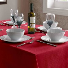 Select Plain Tablecloth Oblong