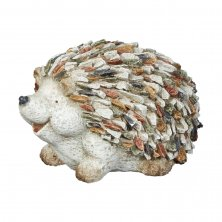 Country Living Resin Hedgehog Figurine
