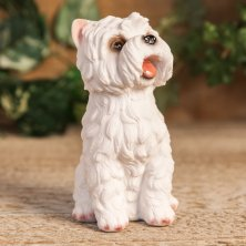 Best of Breed - West Highland Terrier Figurine