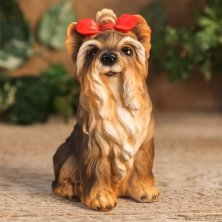 Best of Breed - Yorkshire Terrier Figurine