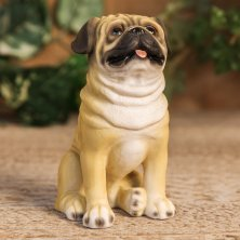 Best of Breed - Pug Figurine