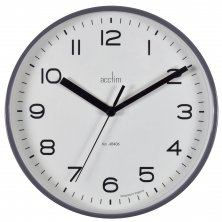 Acctim Runwell Round Wall Clock