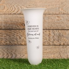 Thoughts Of You Graveside Vase - Grandad