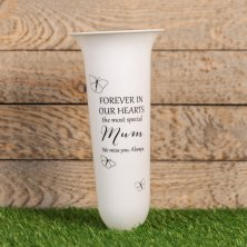 Thoughts Of You Graveside Vase - Mum