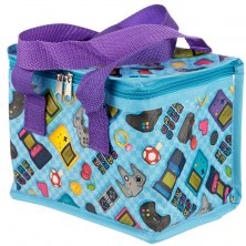 Game Over Insulated Lunch Bag