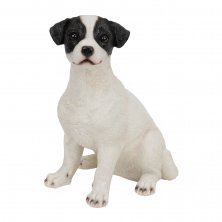 Best of Breed Jack Russell Puppy Figurine