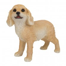 Best of Breed Cocker Spaniel Puppy Figurine