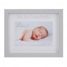 Bambino Photo Frame - My First Grandchild 6x4