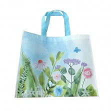 Botanical Garden Reusable Shopping Bag