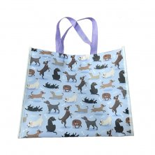 Dog Reusable Shopping Bag