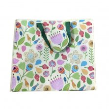 Autumn Floral Design Laundry Storage Bag
