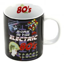 Born in the 80's Mug