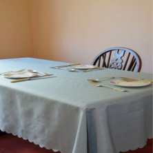 Stain Resistant Dupont Tablecloths
