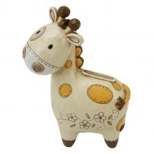Baby Noah's Ark Giraffe Money Box