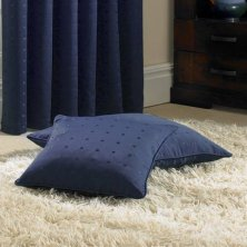 Navy Madison Cushion Cover