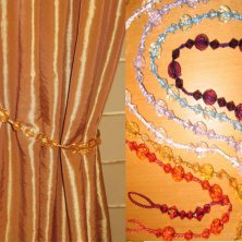 Twinkle Curtain Tie Backs