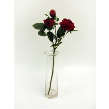 Prize Rose Spray Artificial Flowers