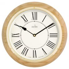 Acctim Arlington Quartz Wall Clock