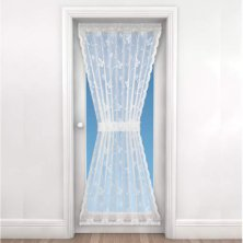 Amy Lace Door Curtain