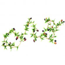 Artificial Olives Garland